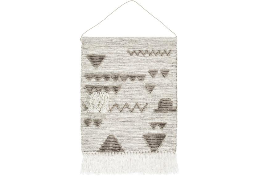 Luxor Living Wandteppich Skagen greige 60x80