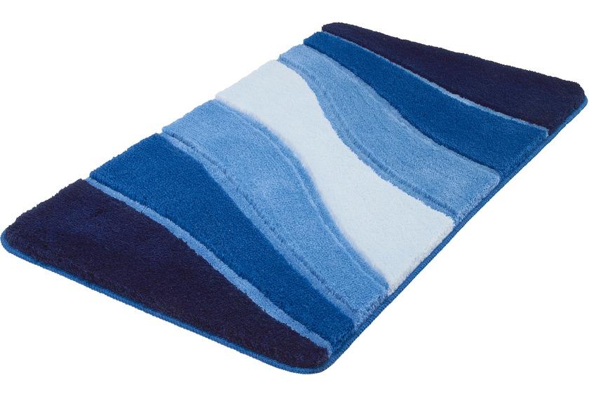 Meusch Badteppich Ocean Royalblau