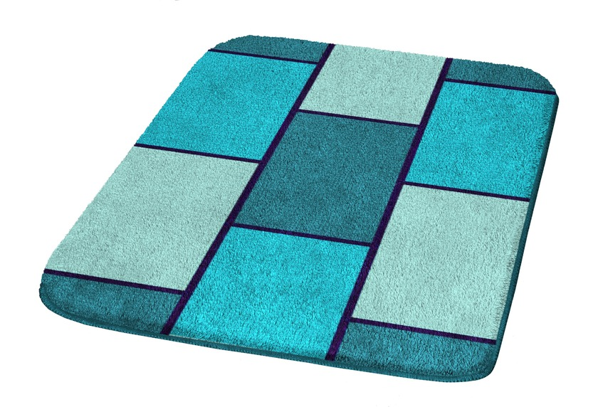 meusch badematte muro t rkis badteppiche bei tepgo kaufen. Black Bedroom Furniture Sets. Home Design Ideas
