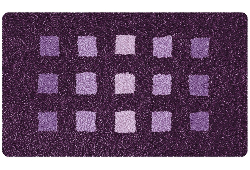 meusch badteppich premium aubergine badteppiche bei tepgo. Black Bedroom Furniture Sets. Home Design Ideas
