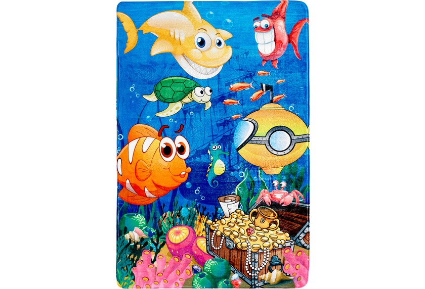 Obsession Teppich My Fairy Tale 638 under the sea 100 x 150 cm