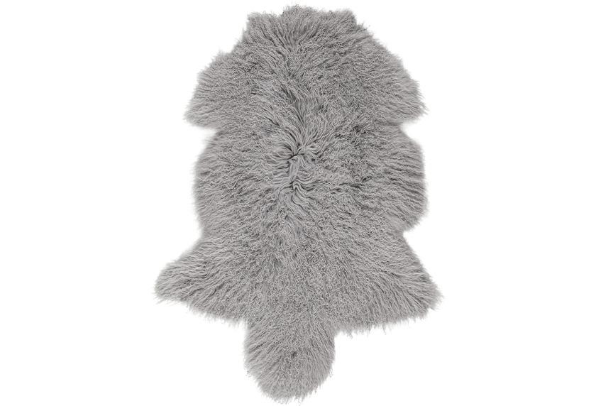 Obsession Teppich TIBETIAN SHEEP 200 grey 60 x 90 cm