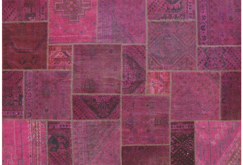 Oriental Collection Patchwork 12