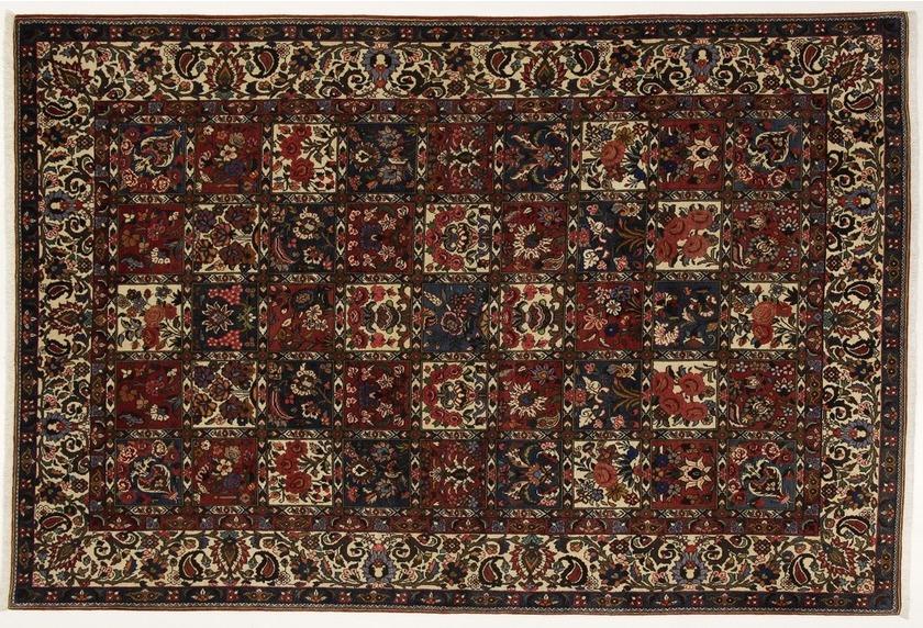 Oriental Collection Bakhtiar Teppich 200 x 298 cm