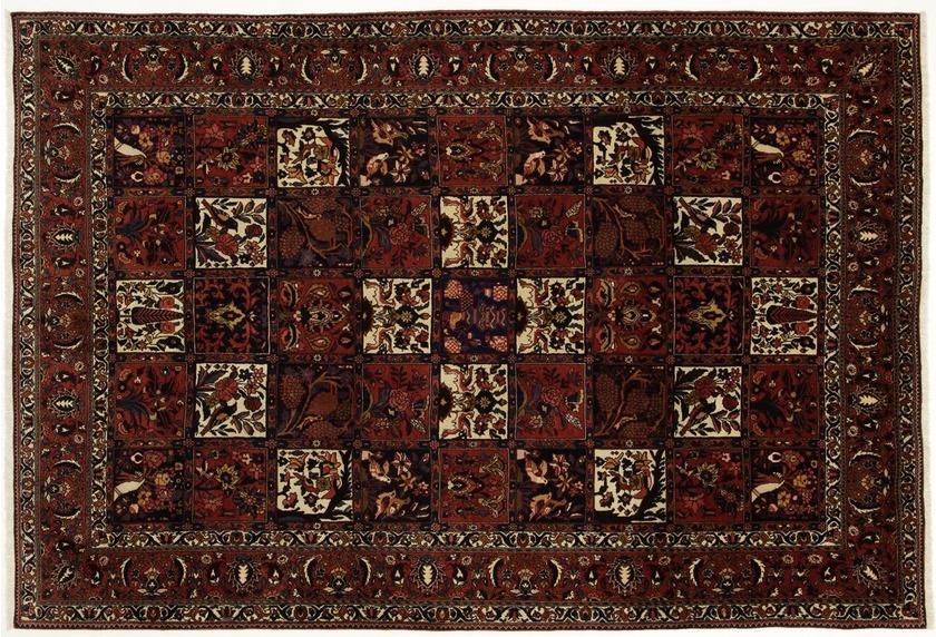 Oriental Collection Bakhtiar-Teppich, 217 x 315 cm