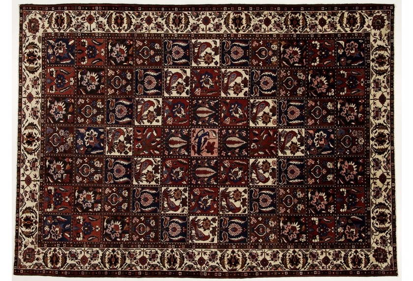 Oriental Collection Bakhtiar Teppich  214 x 312 cm