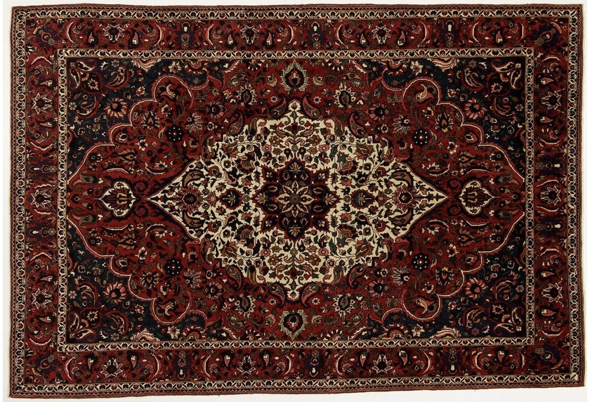 Oriental Collection Bakhtiar Teppich, 208 x 305 cm
