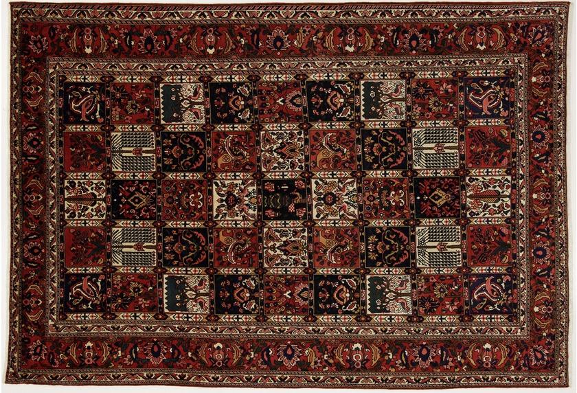 Oriental Collection Bakhtiar Teppich 215 x 310 cm (Iran)