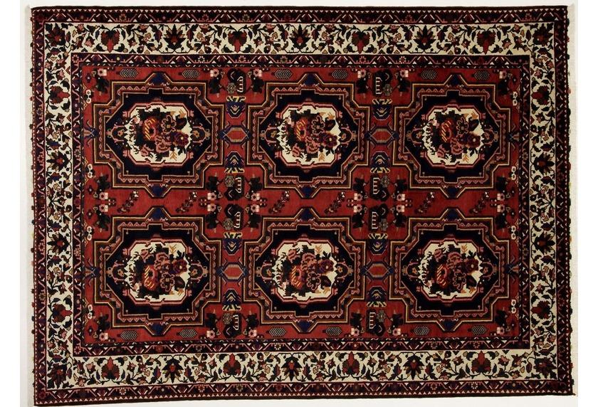 Oriental Collection handeknüpfter Teppich, Bakhtiar, 100% Wolle, 220 x 300 cm