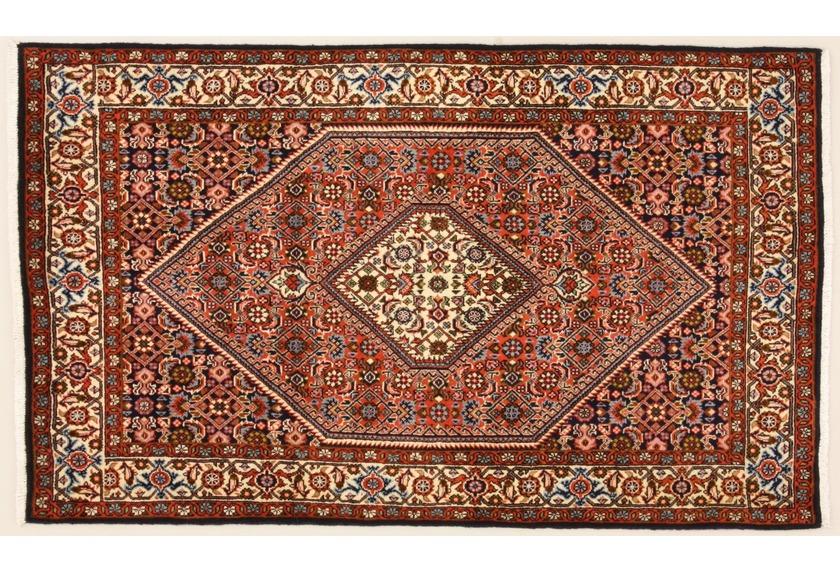 Oriental Collection Bidjar-Sand rot 76012, Perser-Teppich