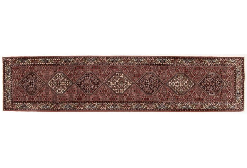 Oriental Collection Perser Teppich, Bidjar, handgefertigt, 87 x 400 cm