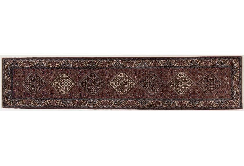 Oriental Collection Bidjar Teppich, handgefertigt, reine Schurwolle, 85 x 395 cm