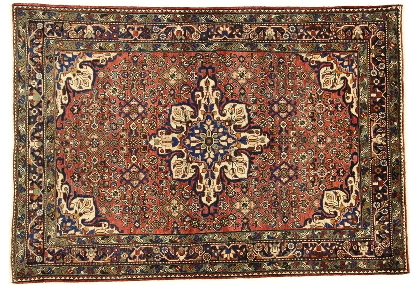 Oriental Collection Bidjar Teppich Sandjan 68 x 90 cm