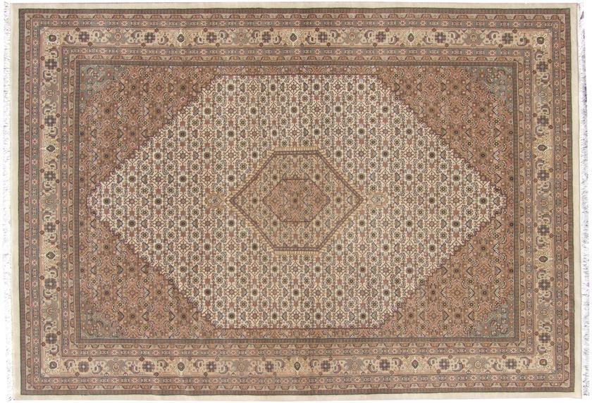 Oriental Collection Bihar Bidjar cream, Teppich Perser
