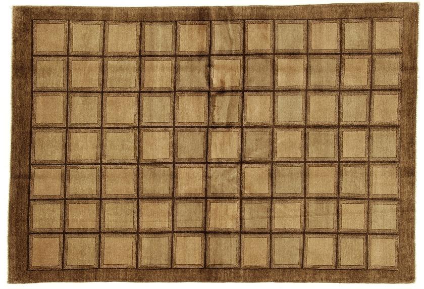 Oriental Collection Gabbeh-Teppich FineGab reine Wolle handgefertigt 168 x 246 cm