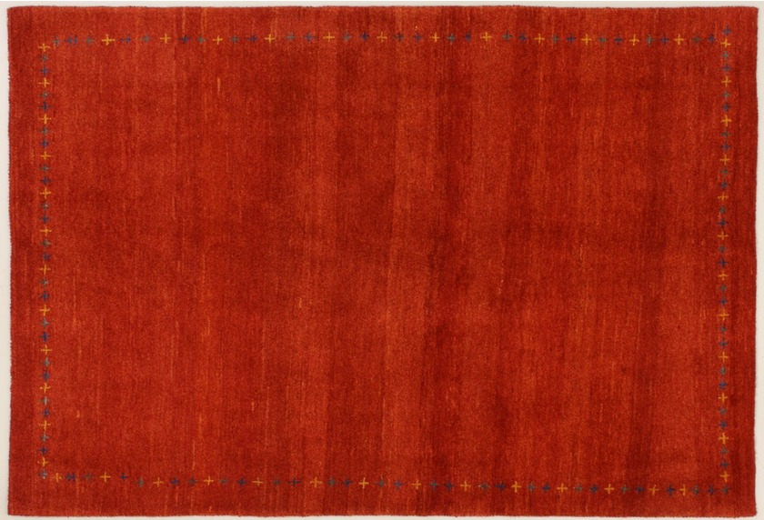 Oriental Collection Gabbeh Teppich Rot 76040