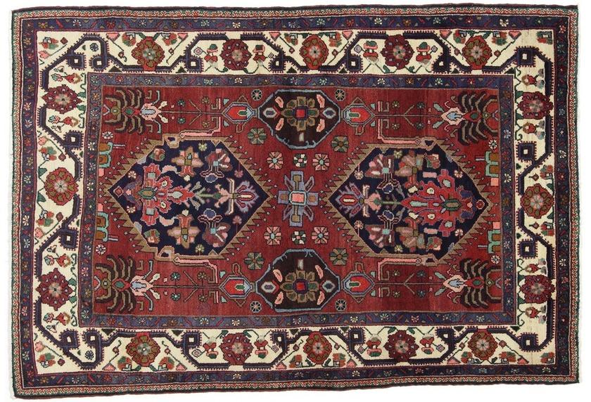 Oriental Collection Hamadan Teppich 143 x 212 cm