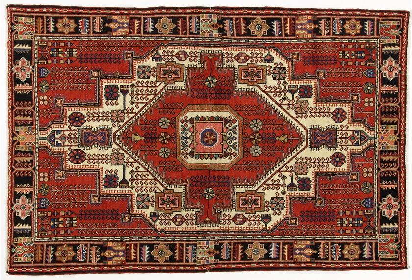 Oriental Collection Hamadan Teppich 140 x 205 cm