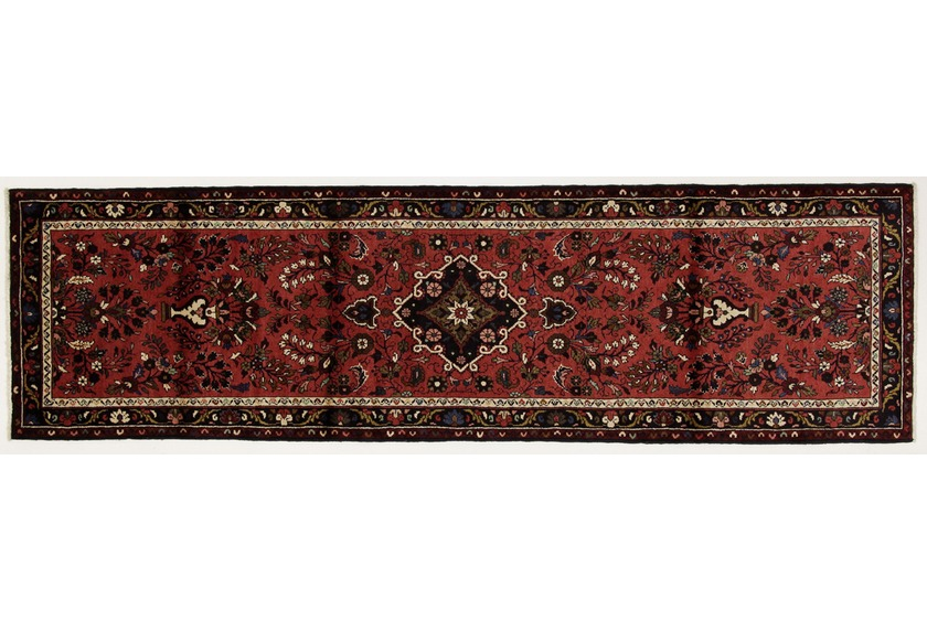 Oriental Collection Hamadan Teppich 83 x 305 cm