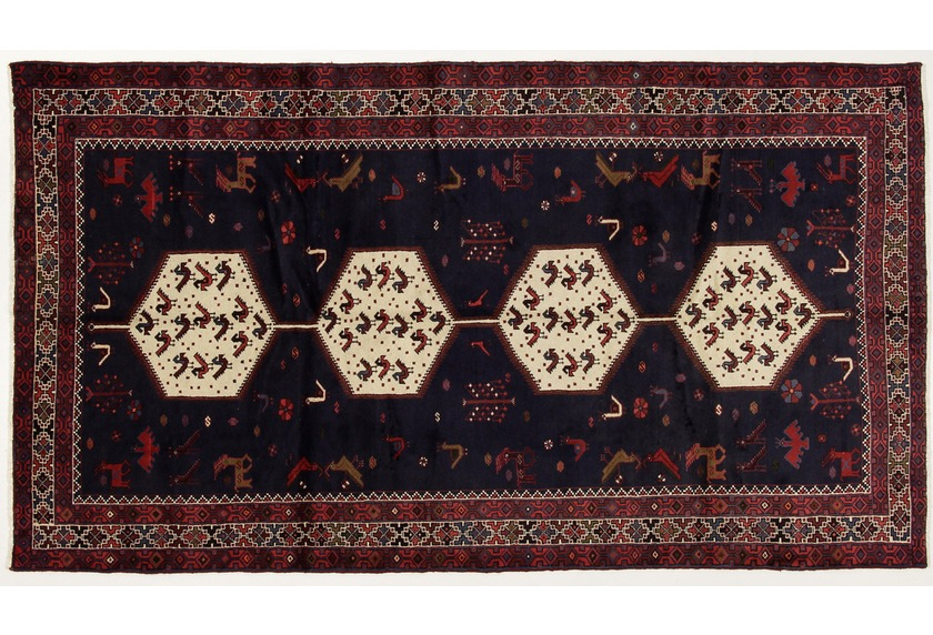 Oriental Collection Hamadan Teppich 160 x 293 cm