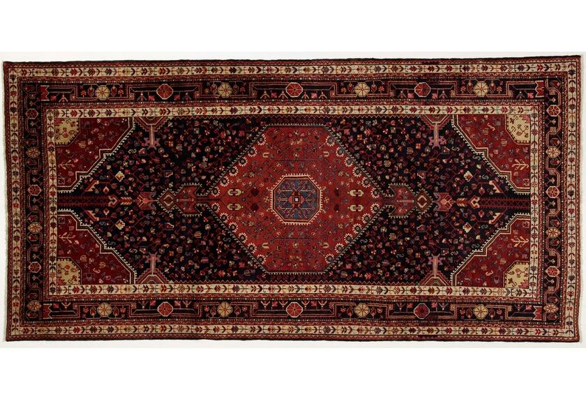 Oriental Collection Hamadan Teppich 168 x 340 cm