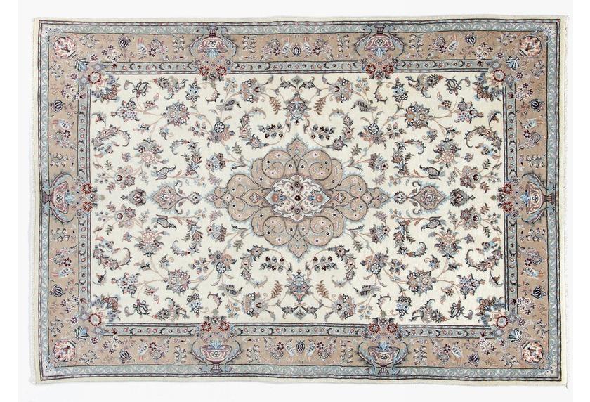 Oriental Collection IlaIlam-Teppichm auf Seide 138 cm x 200 cm