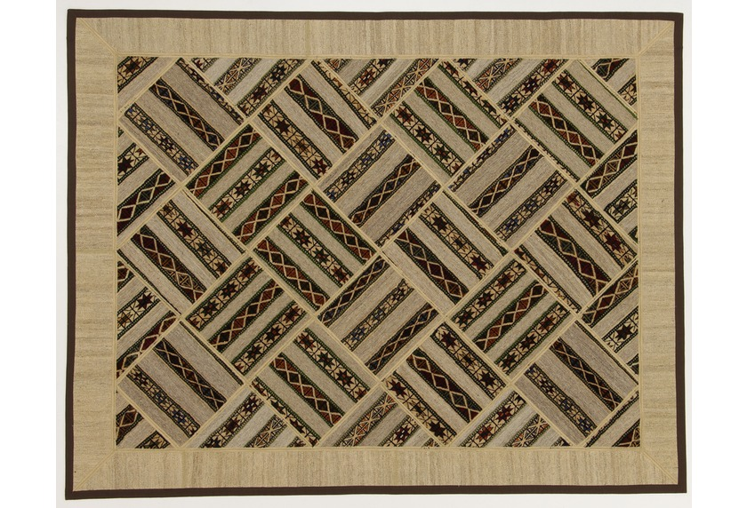 Oriental Collection Kelim, 155 x 199 cm, handgewebt