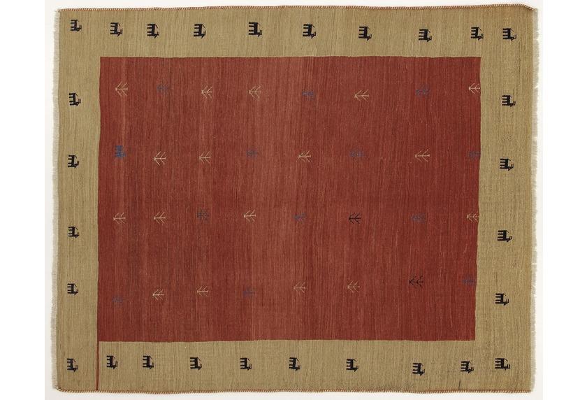 Oriental Collection Kelim, 174 x 222 cm, handgewebt