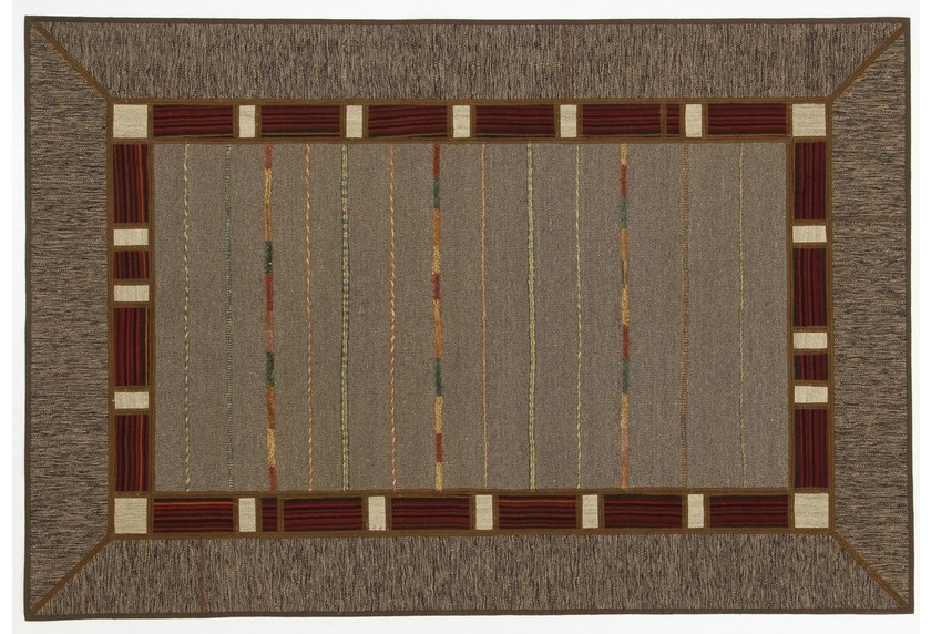 Oriental Collection Kelim Patchwork, 142 x 209 cm, handgewebt