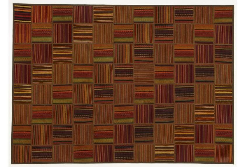 Oriental Collection Kelim Patchwork 154 x 214 cm handgewebt