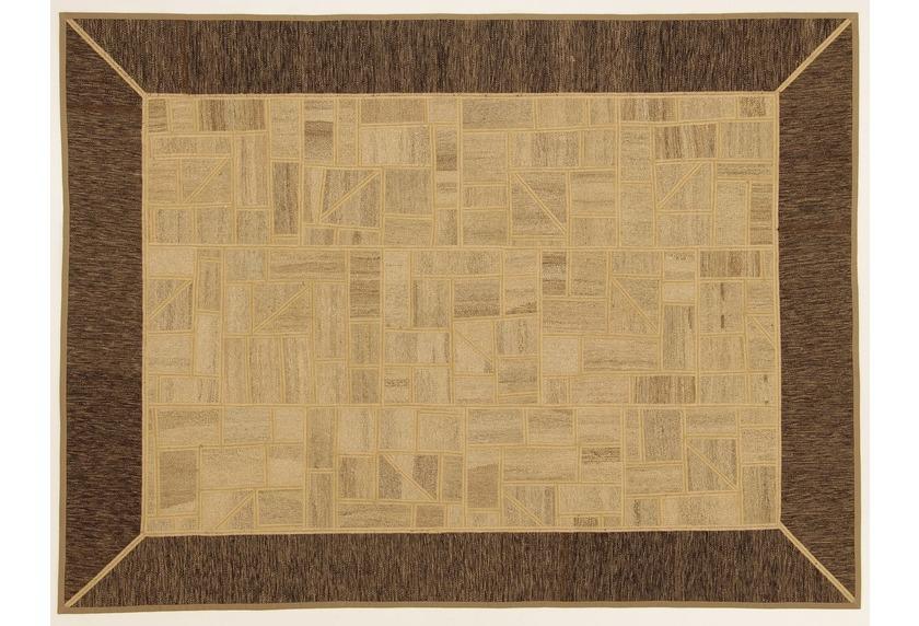 Oriental Collection Kelim Patchwork, 149 x 199 cm, handgewebt