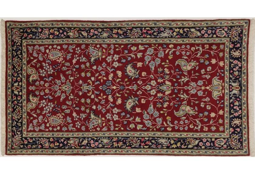 Oriental Collection Kerman-Teppich 70 x 130 cm (stark gemustert)