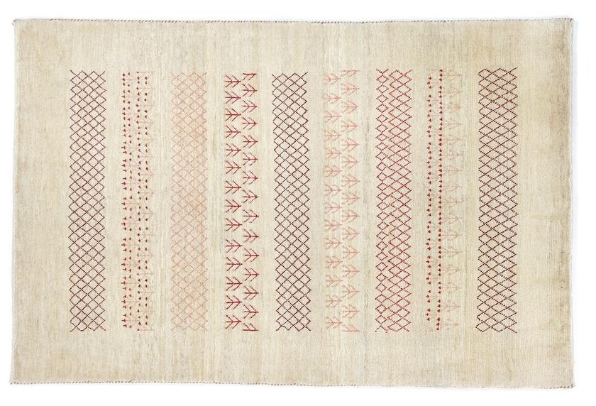 Oriental Collection Gabbeh-Teppich Loribaft 105 cm x 162 cm