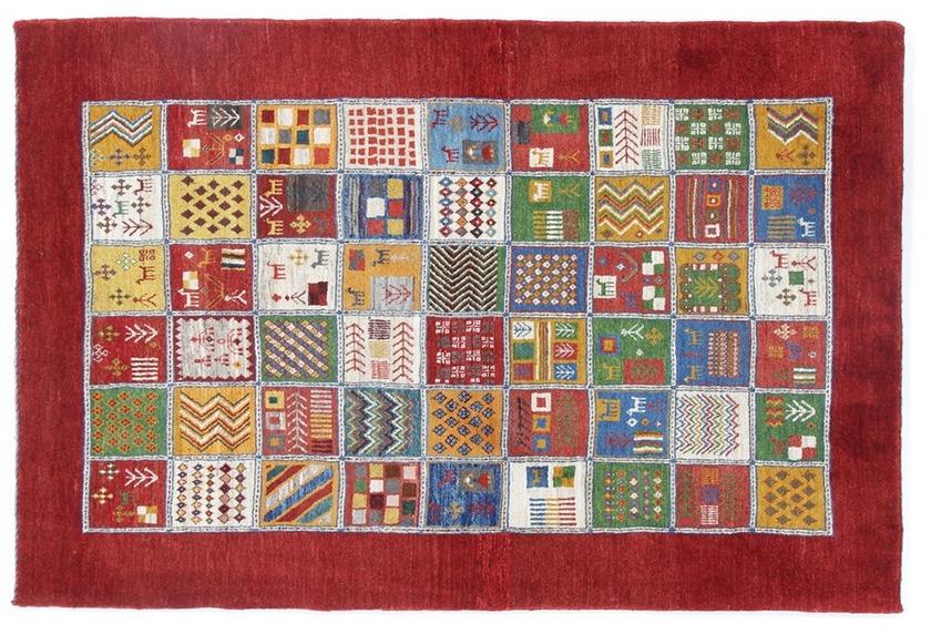 Oriental Collection Gabbeh-Teppich Loribaft 107 cm x 160 cm