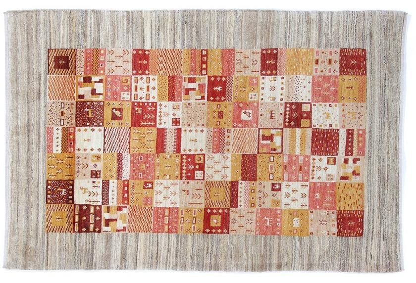Oriental Collection Gabbeh-Teppich persischer Loribaft 107 cm x 162 cm