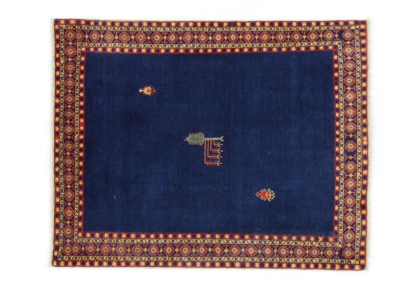 Oriental Collection Gabbeh-Teppich Loribaft 124 cm x 158 cm