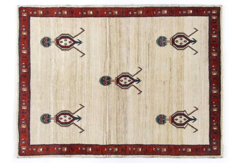 Oriental Collection Gabbeh-Teppich Loribaft 130 cm x 175 cm