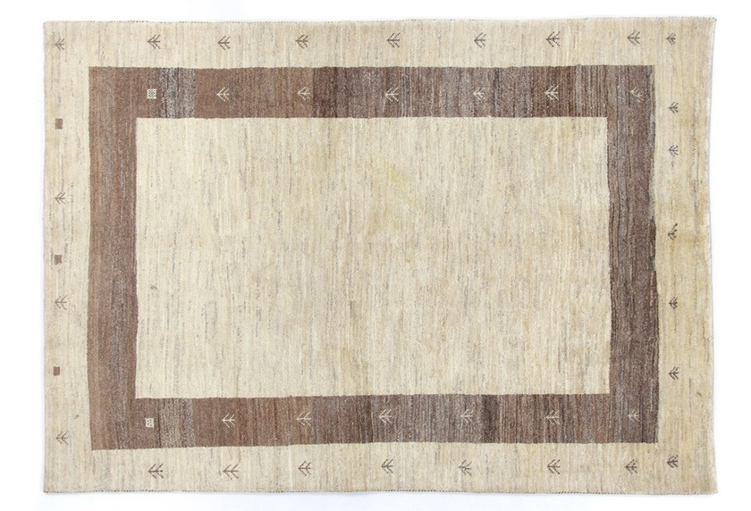 Oriental Collection Gabbeh-Teppich heller Loribaft 140 cm x 200 cm
