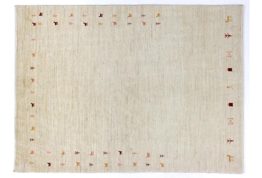 Oriental Collection Gabbeh-Teppich iranischer Loribaft 150 cm x 210 cm