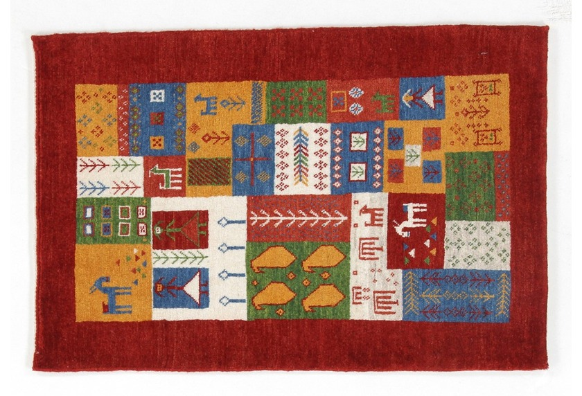 Oriental Collection Gabbeh-Teppich Loribaft 64 cm x 95 cm