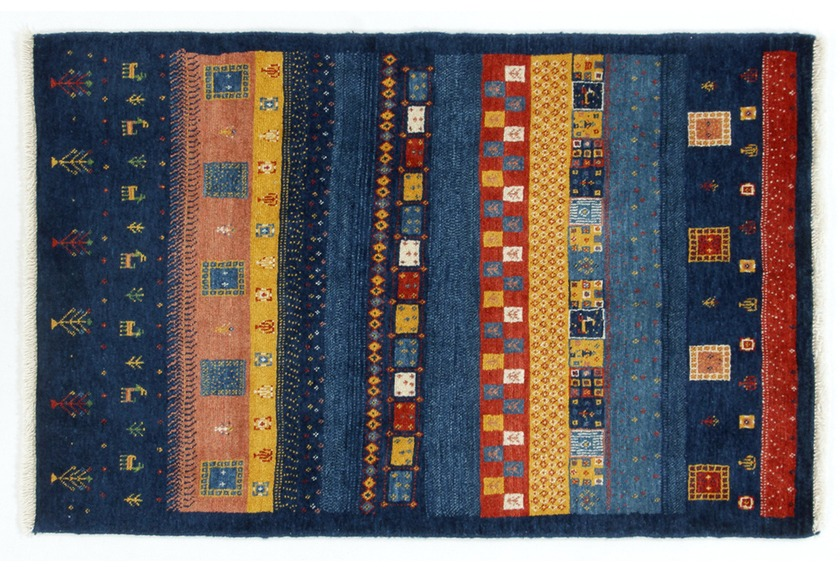 Oriental Collection Gabbeh-Teppich Loribaft 80 cm x 128 cm