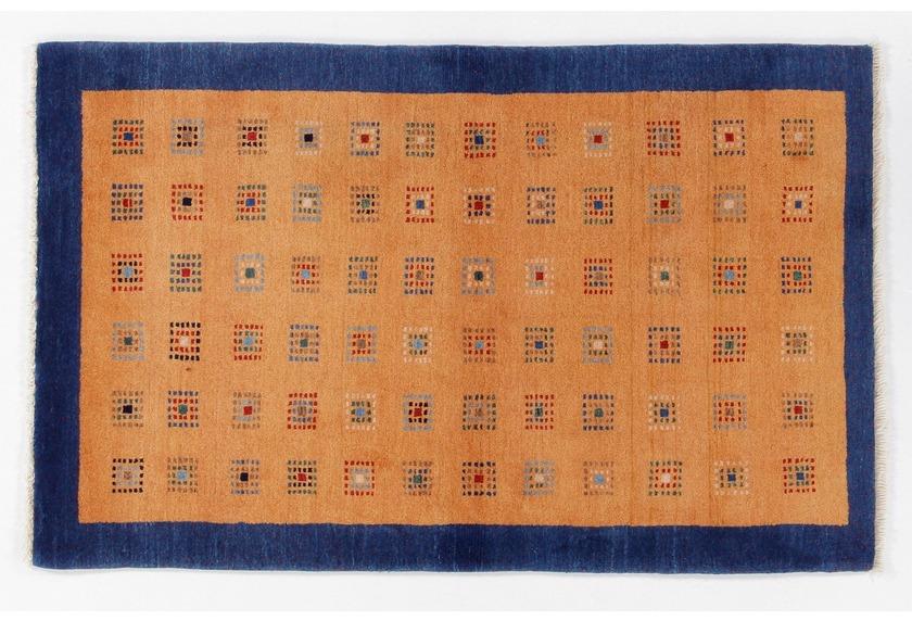Oriental Collection Gabbeh-Teppich Loribaft 85 cm x 135 cm (gelb)