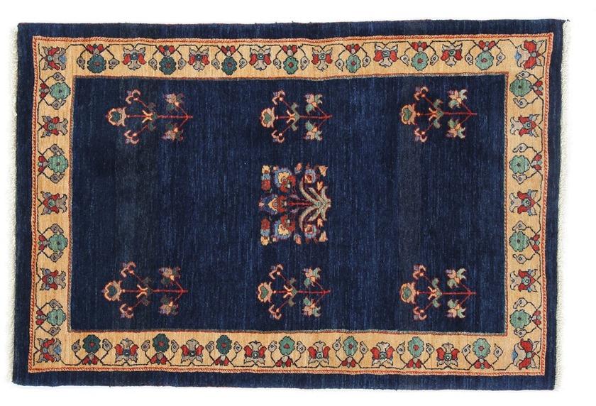 Oriental Collection Gabbeh-Teppich Loribaft 96 cm x 148 cm