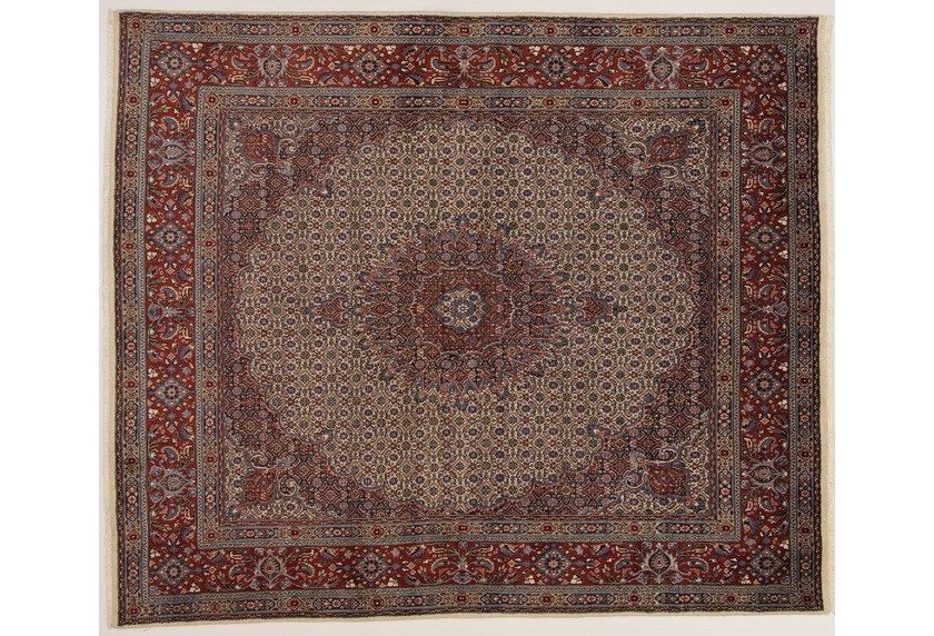 Oriental Collection Mud, 197 x 230 cm