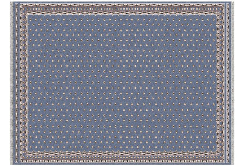 Oriental Collection Multan Pakistan hellblau, Orientteppich