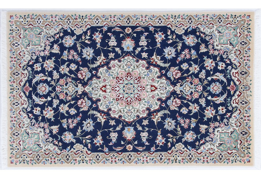 Oriental Collection Nain-Teppich Sherkat 90 x 142 cm