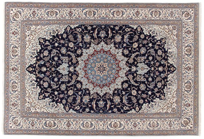 Oriental Collection Nain Teppich 6la 204 cm x 304 cm
