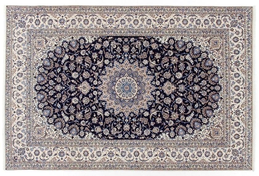 Oriental Collection Nain Teppich 6la 204 cm x 306 cm