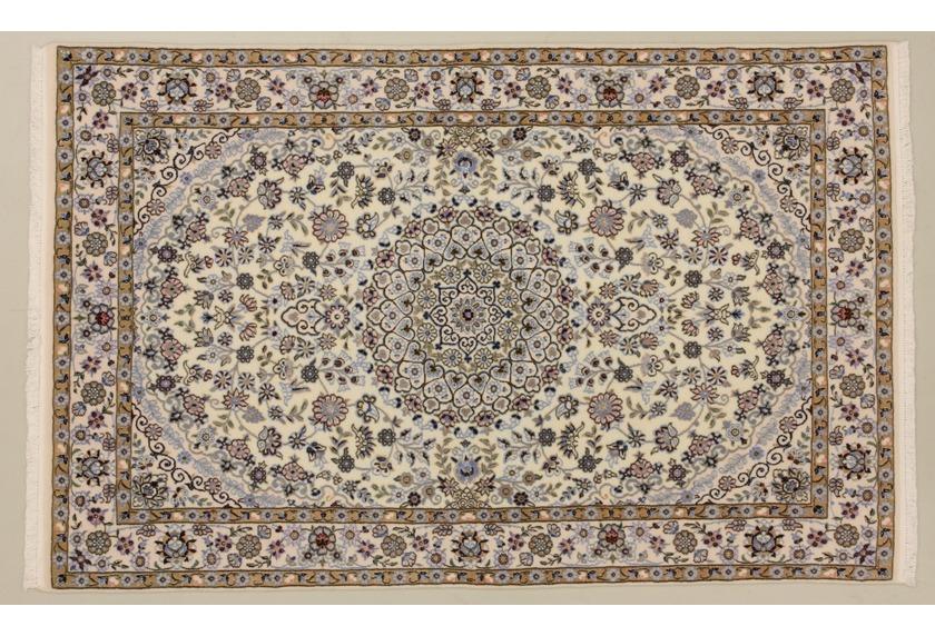 oriental collection nain 6la beige 76053 orient teppich teppich orientteppiche bei tepgo kaufen. Black Bedroom Furniture Sets. Home Design Ideas