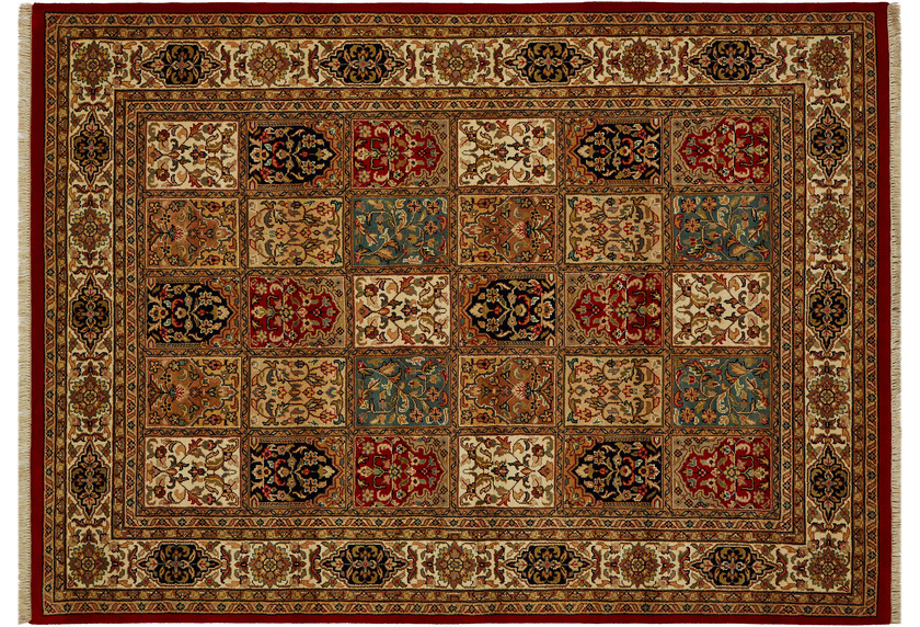 Oriental Collection Orientteppich Punjab rot